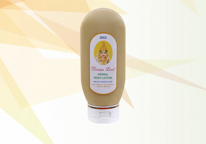 Divine Love Hydrating Herbal Body Lotion 130g